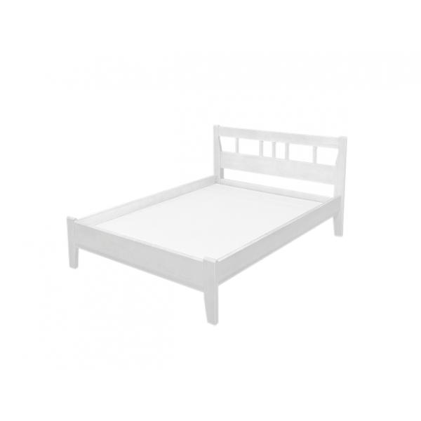 Кровать Массив-2 1.2 (маленькая спинка)