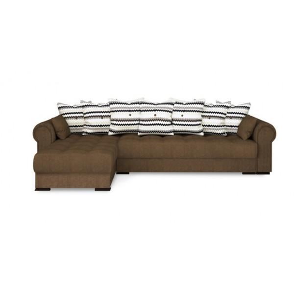 Николетти классик угловой диван
