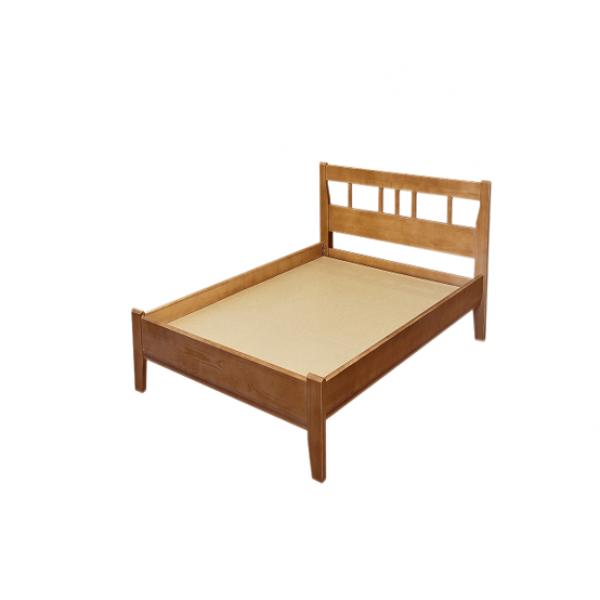 Кровать Массив-2 0.9 (маленькая спинка)