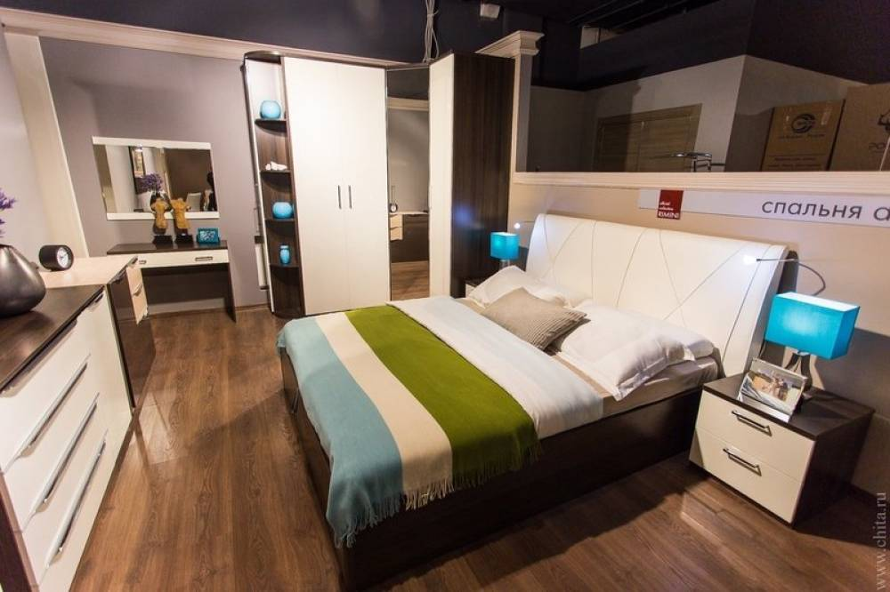 Спальный гарнитур Rimini Domino