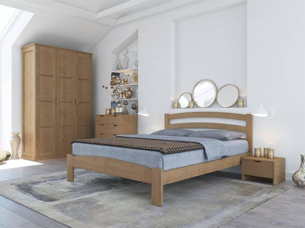Кровать Веста 2-М-R