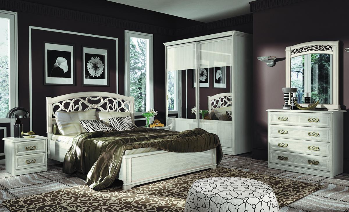 """Спальня """"Tiffany ясень"""""""