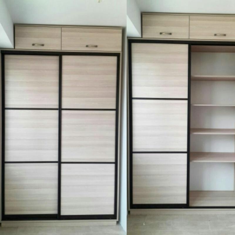 Шкаф-купе по индивидуальным размерам и дизайном