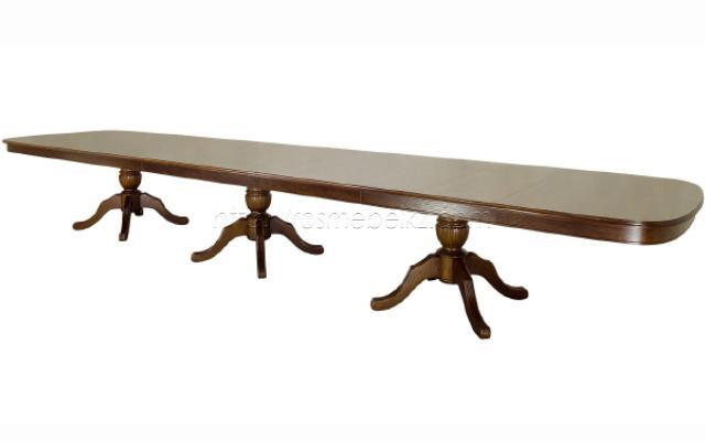 """Большой стол """"Консул Плюс"""", на 8-16 персон"""