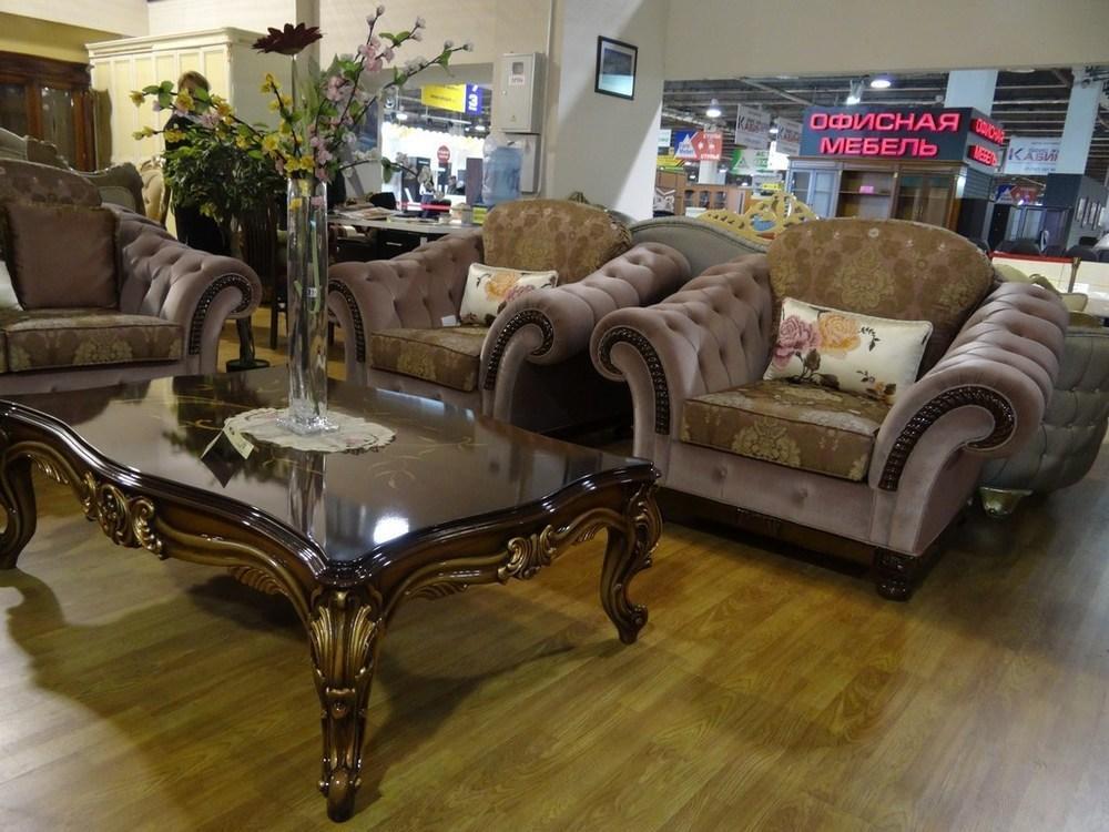 Комплект диван, кресла, софа