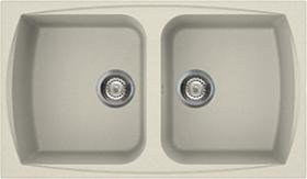 Кухонная мойка SMEG 2 чаши