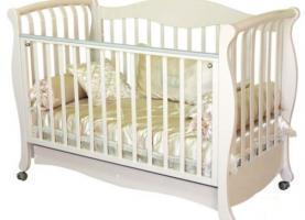 Детская кровать Елизавета