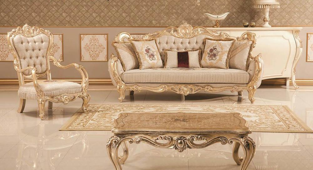 Комплект диван, кресла CIHAN