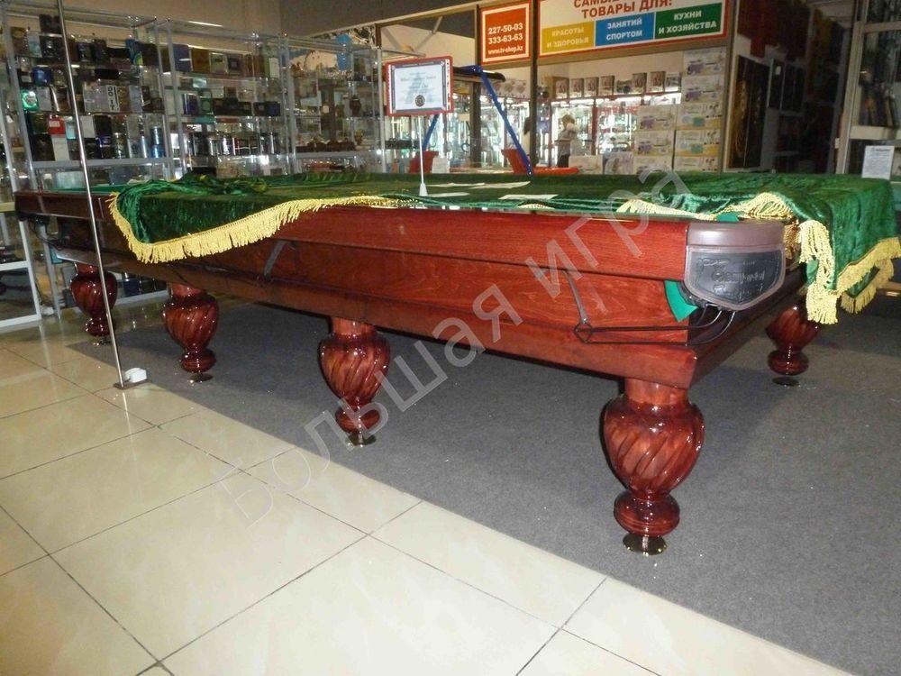 Бильярдный стол «Консул» 12 фт