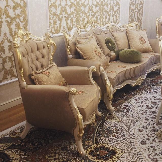 Комплект диван, кресло