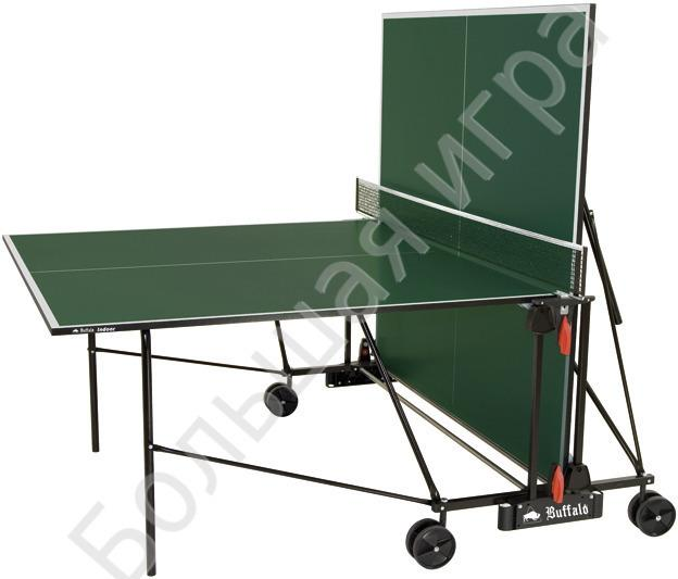 "Теннисный стол ""buffalo basic green top indoor"""