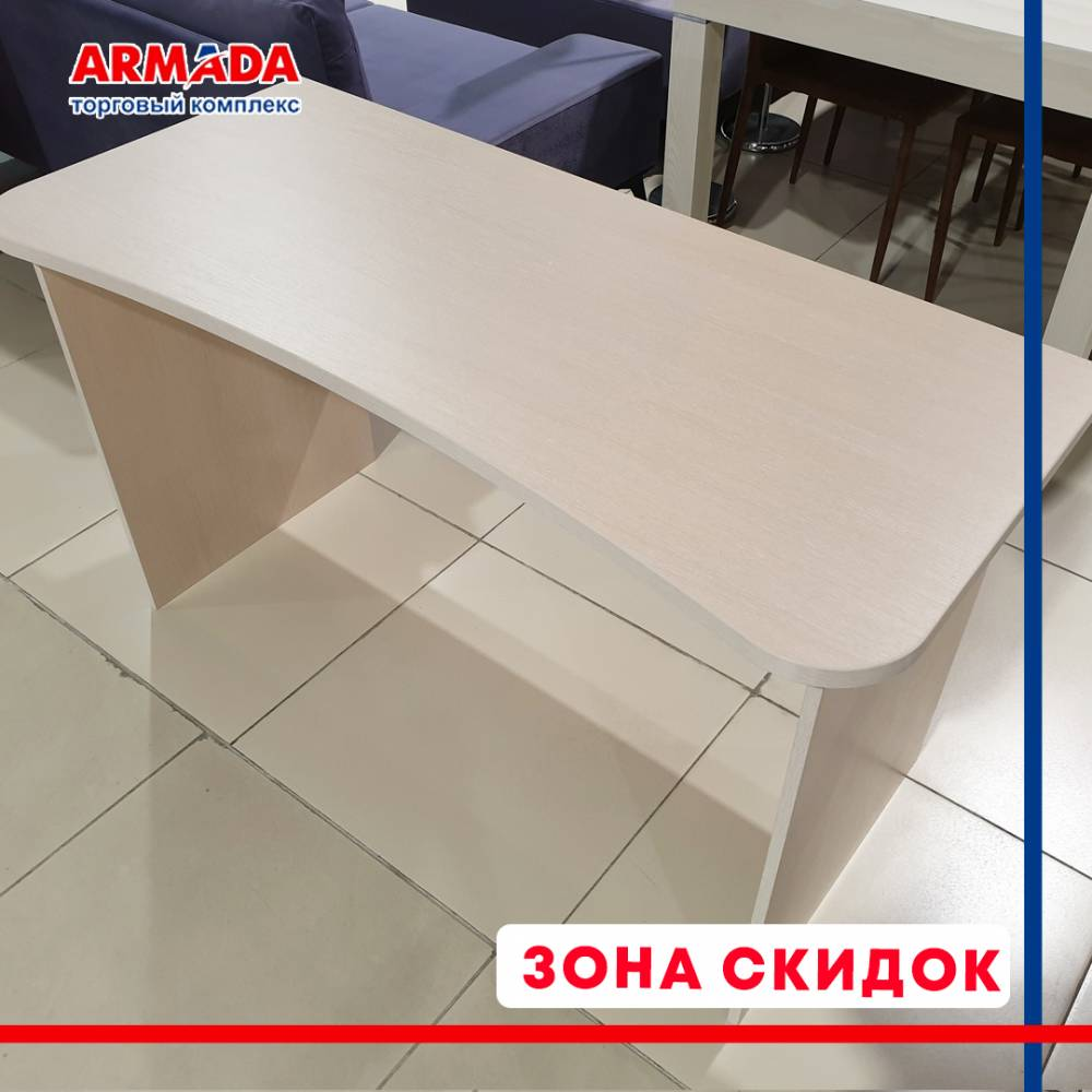 Комплект стол + полка