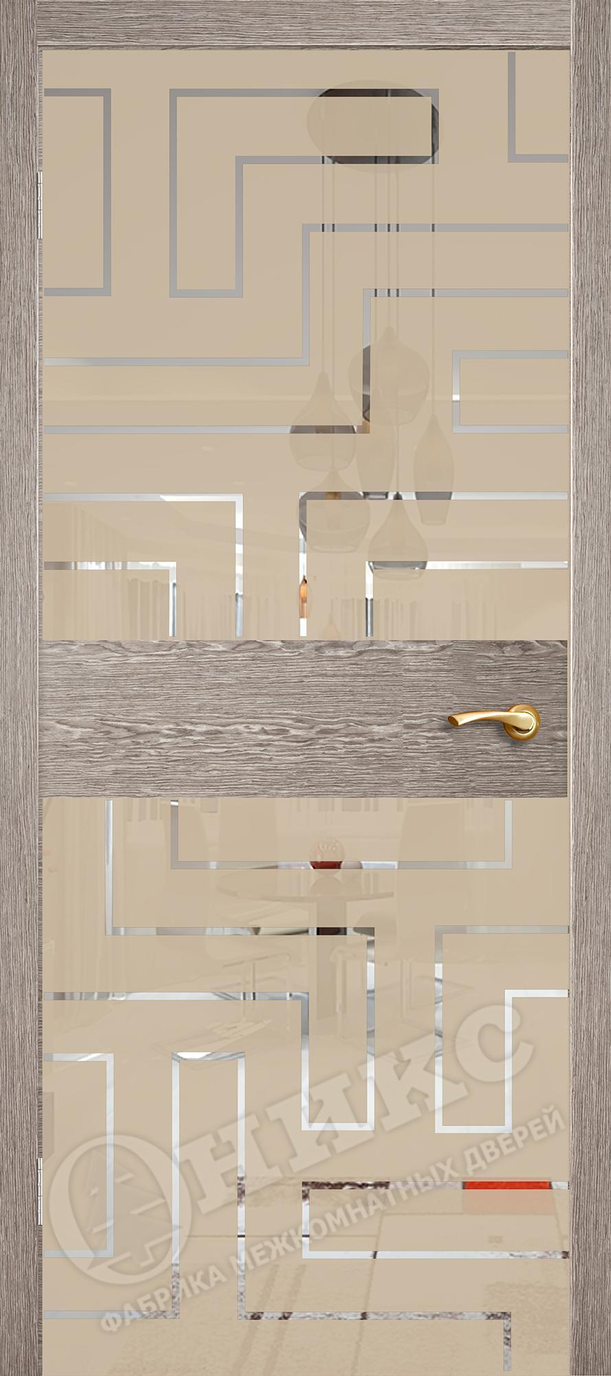 Межкомнатные двери ОНИКС, модель