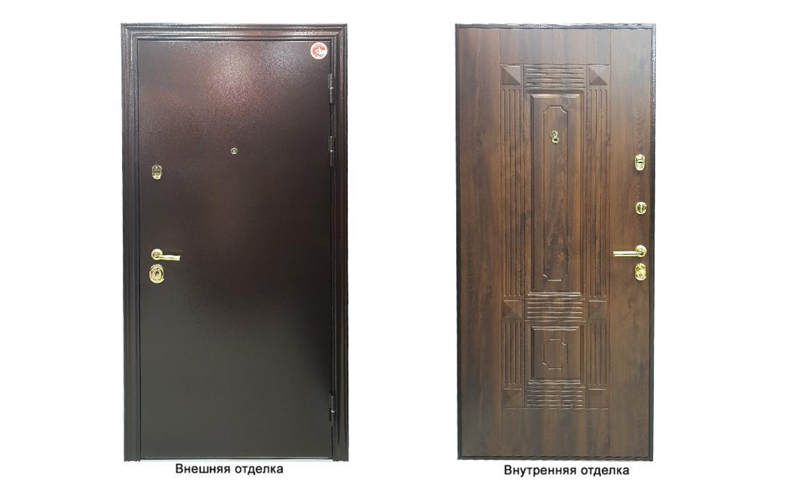 Дверь входная Ultimatum MP