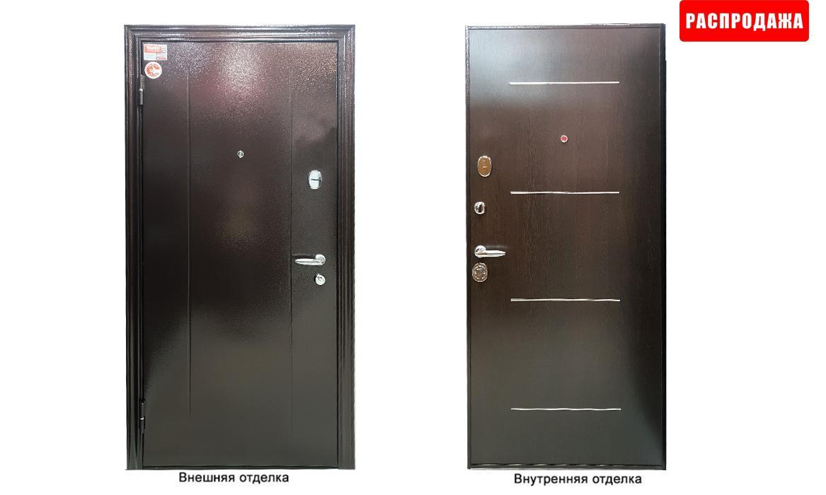 Дверь входная Super Omega 02