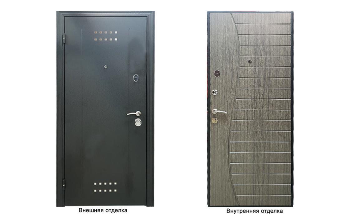 Дверь входная Delta M 12