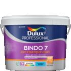 Латексная краска для стен и потолков dulux bindo 7