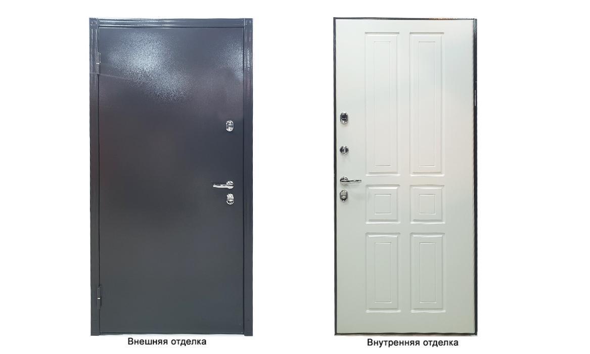 Дверь входная SNEGIR 20 MP