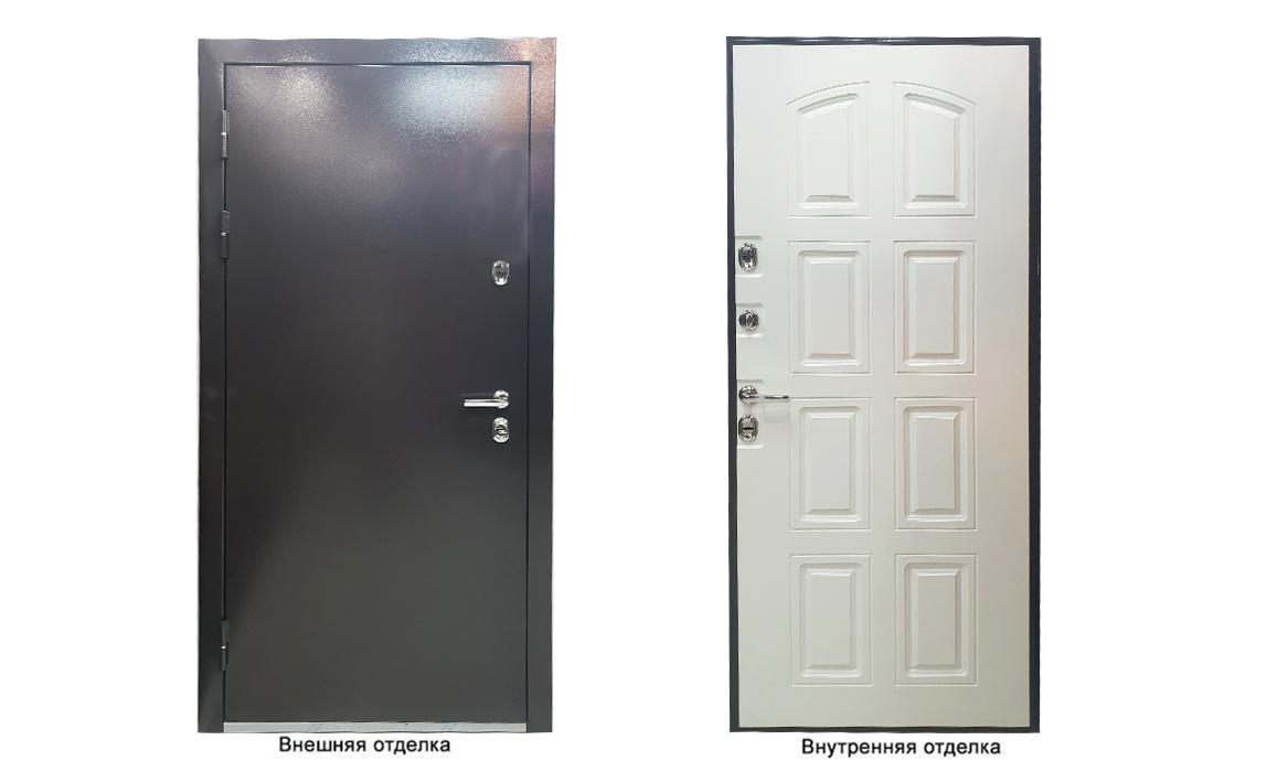 Дверь входная SNEGIR 60 MP