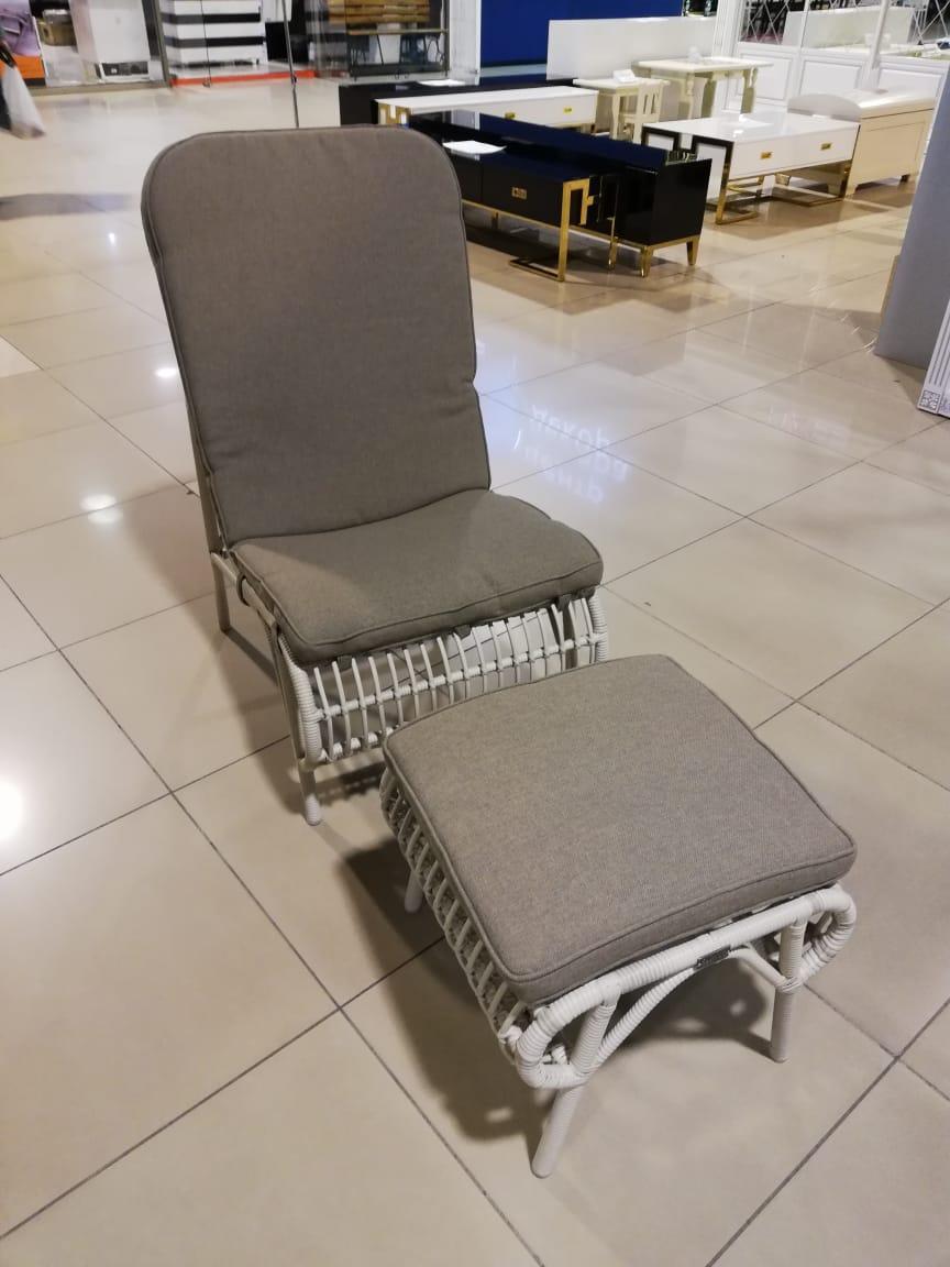 "Кресло с пуфом ""Relax"""