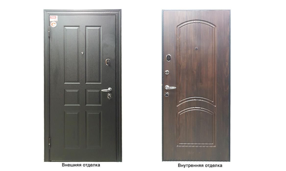 Дверь входная Super Omega 8