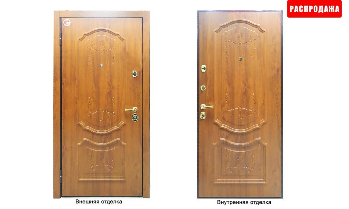 Дверь входная СТЕЛ - РР