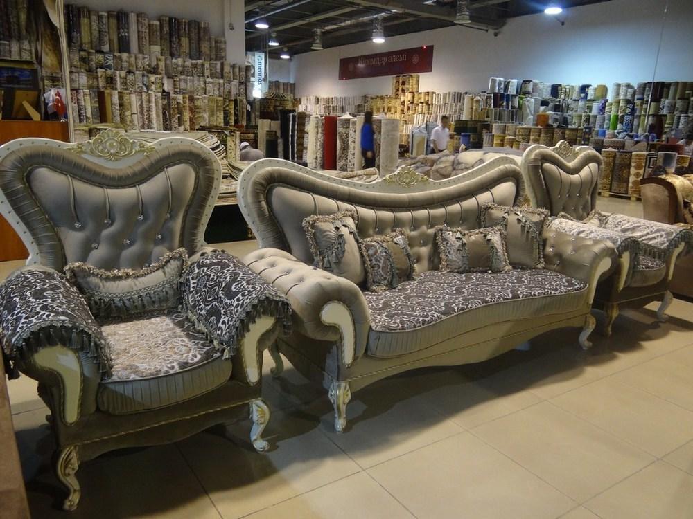 """Комплект диван, кресла """"Рысь"""""""