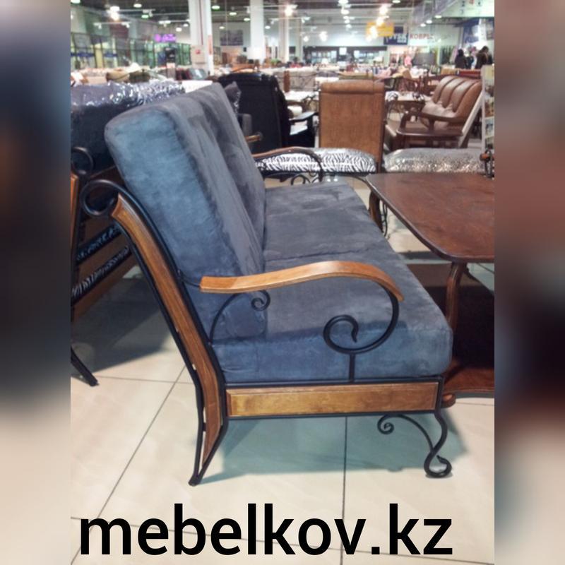 Кованая мягкая мебель