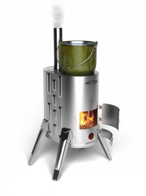Портативная печь «Дуплет»