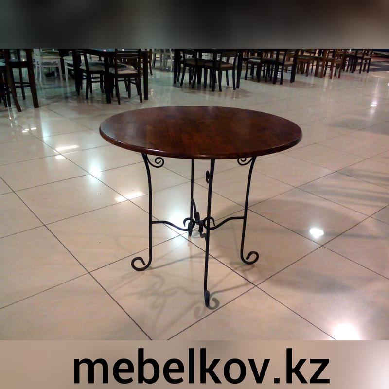 Стол кованый