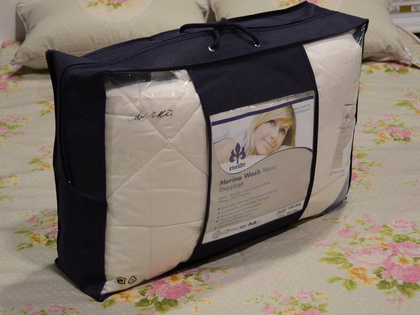 "Одеяло ""Merino Wash Mono Stepp Bett"""