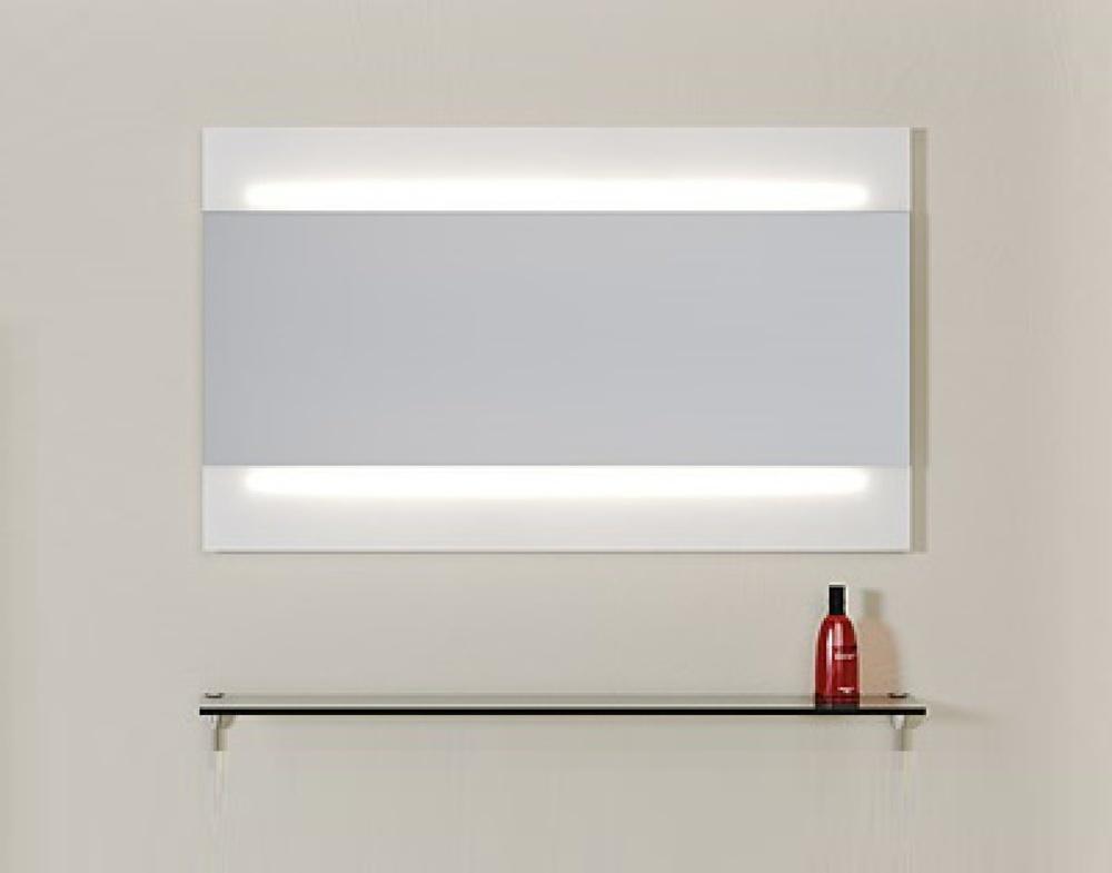 """Панель """"Бергамо"""" с зеркалом и подсветкой"""