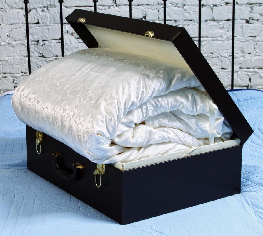 Одеяло шелк