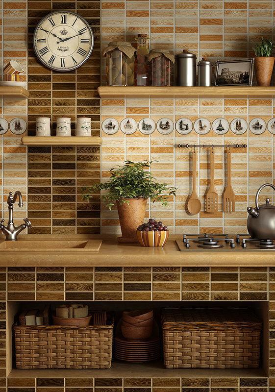 Кафельная плитка Madera