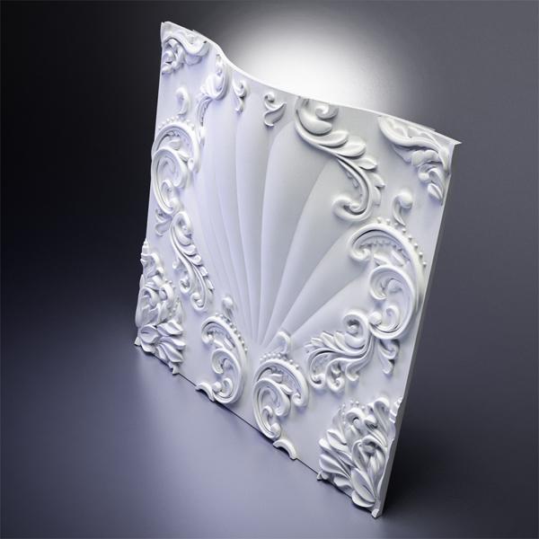 "3D панель ""VALENCIA + LED"""