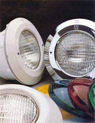 Прожектора для бассейнов из нержавеющей стали