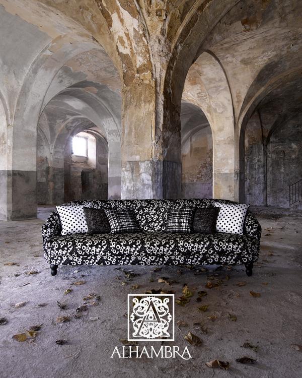 Ткань портьерная Alhambra