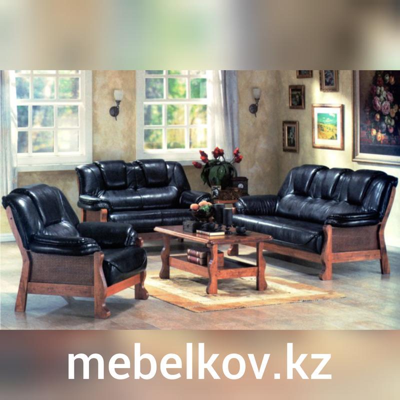 Угловой диван, комплект мягкой мебели