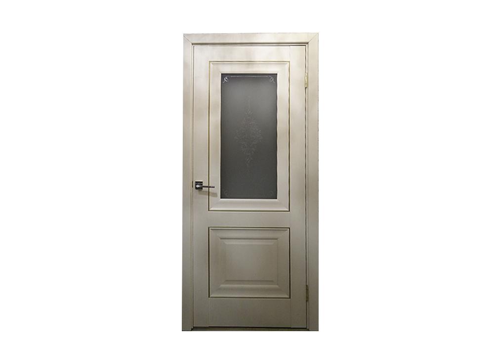 """Дверь межкомнатная """"Магнолия Сатинат"""""""