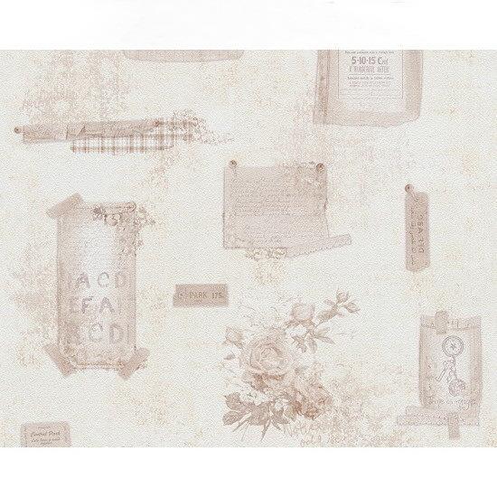 Виниловые обои на бумаге DJOOZ 95668-3