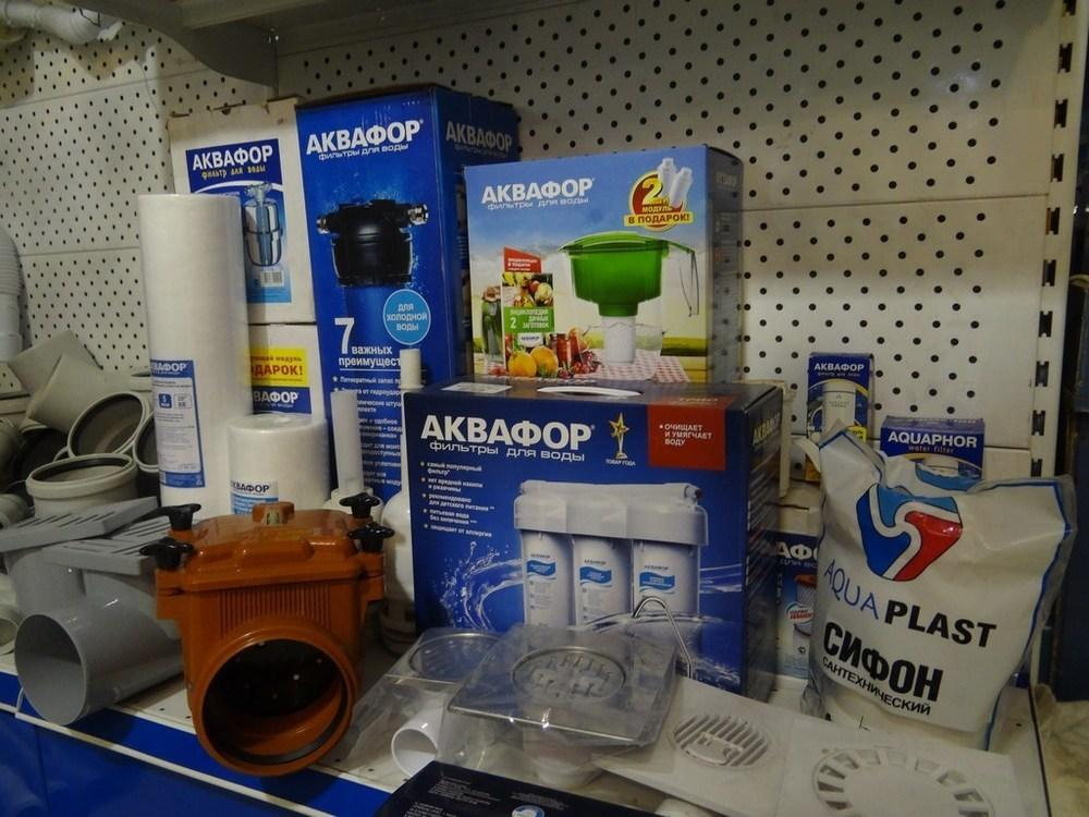 Фильтры для воды Аквафор