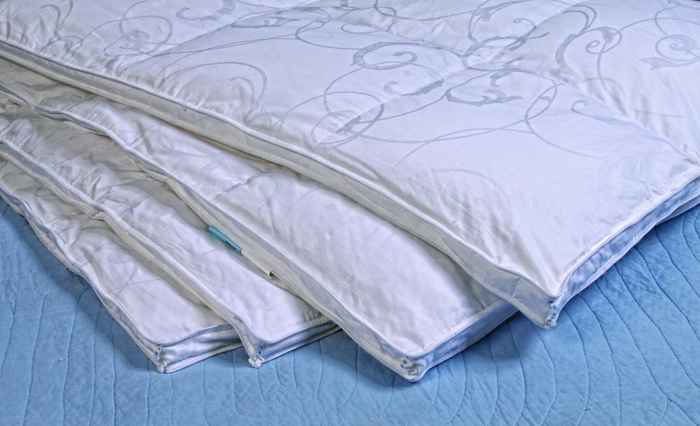 Одеяло пуховое 75%