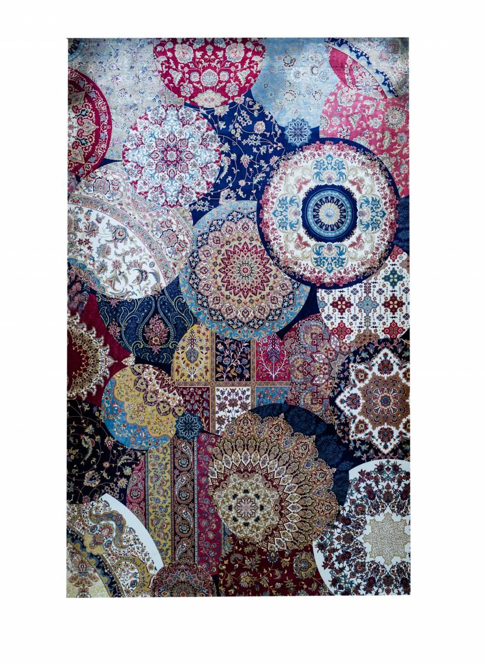 Ковер patchwork 200х300