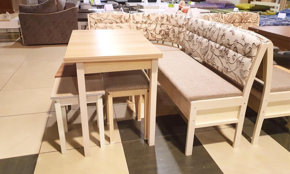 Кухонный уголок Этюд 3-1 с ящиками