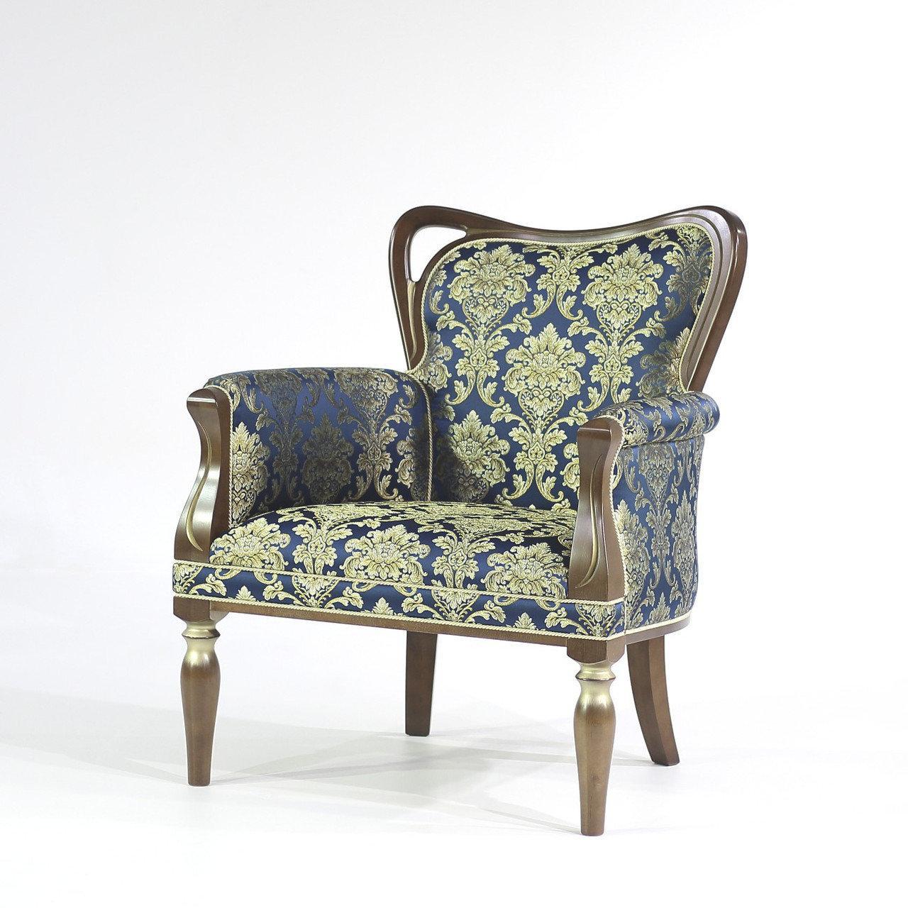 """Кресло """"Каприо-12-11 из массива древесины"""