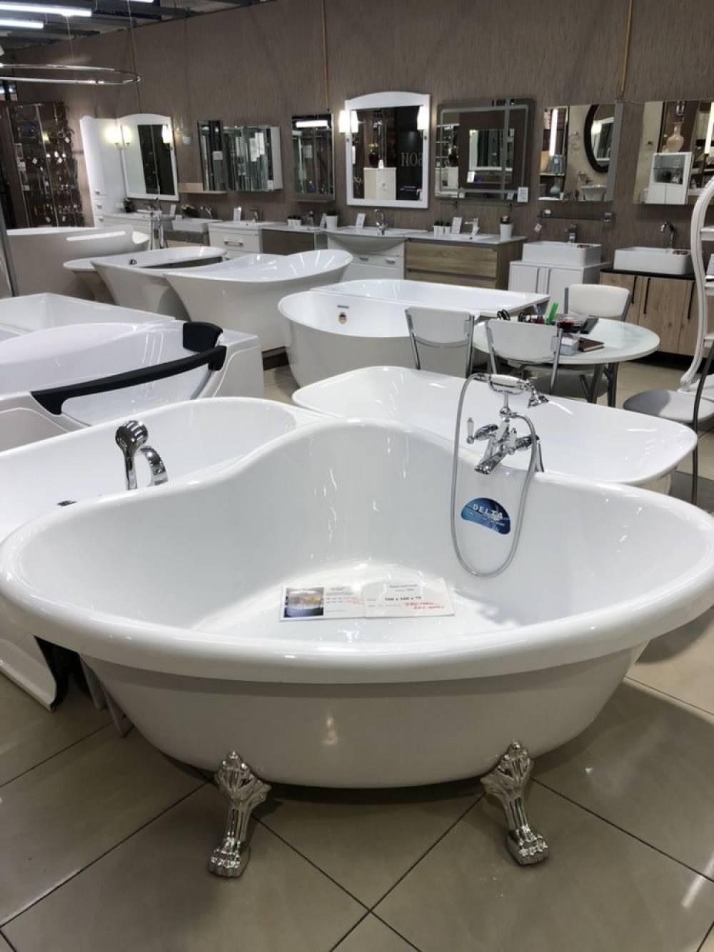 угловая ванна 160х160