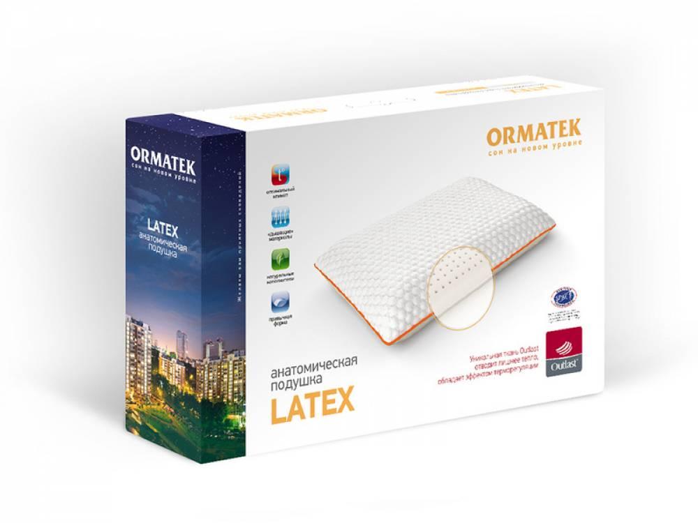 Подушка Latex Soft/Middle/Firm
