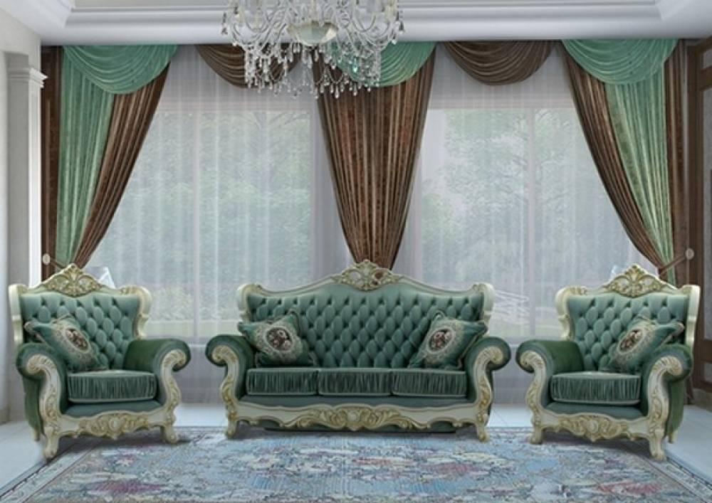 Фараон диван с 2 мя креслами
