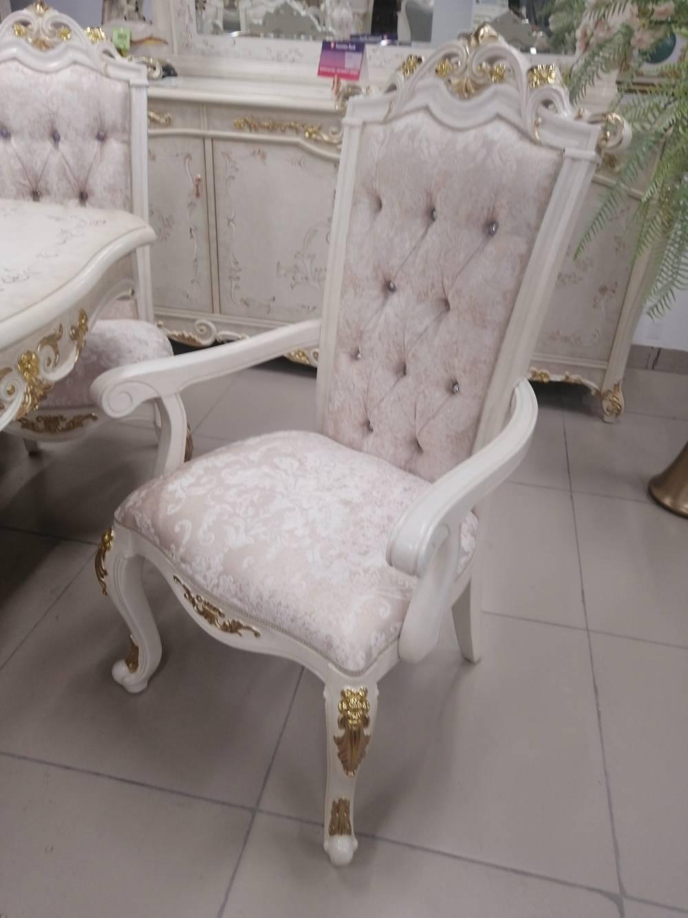 """Стол и 12 стульев """"6166"""""""