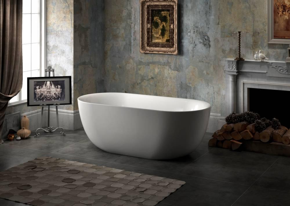 цветная ванна 524 бронза